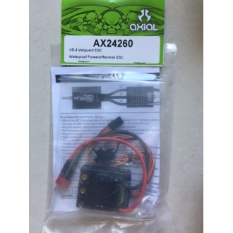 Axial AE-3 Vanguard Brushless ESC For SCX10 II SCX10 EXO