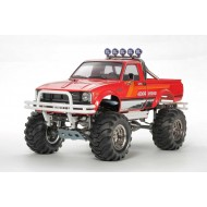 Tamiya 1/10 Toyota Mountain Rider Hilux 4x4 Pick-Up Limited Edition EP Car Kit #47394