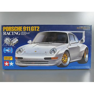 tamiya 1 10 ta02sw porsche 911 gt2 racing w esc ep on road touring car kit. Black Bedroom Furniture Sets. Home Design Ideas
